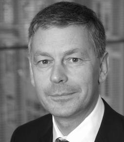 John Pelle - voorzitter Huis Advocaten